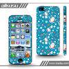Mobile phone decoration phone skin sticker