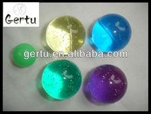 Vending machine 45mm Rubber Bouncing Balls in China