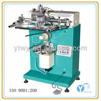 YT-800 ceramic mug silk print machinery price
