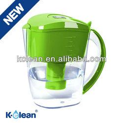 low negative ORP,Chlorine free,BPA free alkaline water ionized jug