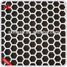anping hexagonal hole punching mesh
