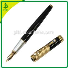 JHR-C9009 Jinhao gold gift office metal fountain pen