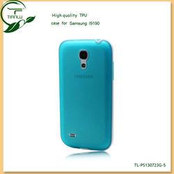 Custom phone case for Samsung Galaxy S4 mini,various colors