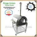 2013 nuevos de acero inoxidable fumador horno de leña en venta caliente
