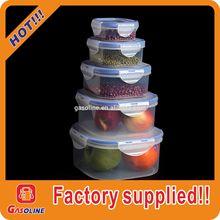 graduated receyle plastic food container pet food container