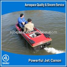 SANJ Powerful racing fiberglass Canoes
