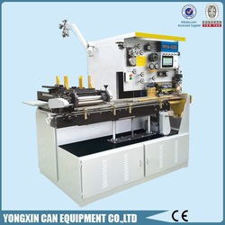 Automatic paint/food can making machine/welding equipment