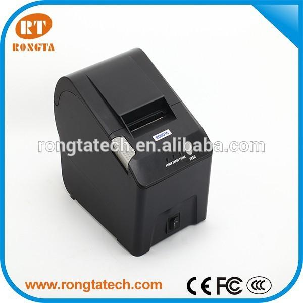 58mm POS Thermal Receipt Bill Printer Big Gear