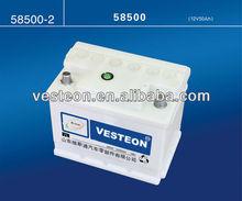high performance auto battery 12V 20-220AH