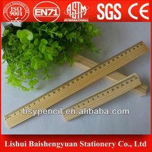 wooden ruler 30cm