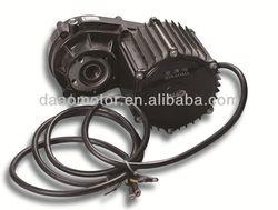 E-golf car Motor/Gear Differential Motor AMK205-GC1001