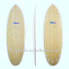 The Most Popular Bamboo Veneer EPS Foam Surfboard