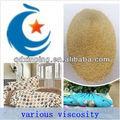 Alginato de sódio nome de têxteis indústrias