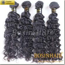 5A grade 100% virgin peruvian hair free hair weave samples