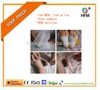 OEM service, Alleviate fatigue body detox product detox foot patch jun gong