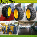 Venda quente sólidos pneus otr 17.5-25 para carregadeiras de rodas, sólidos pneus otr para porta-paletes
