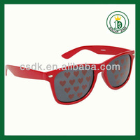 promotional lens printing party sunglasses custom top quality sun glasses promo