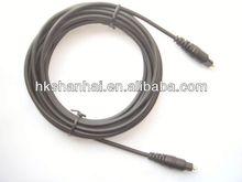G657/G655/G652 fiber 3.0mmm fiber optic patch cord pcm multiplexer over fiber optic