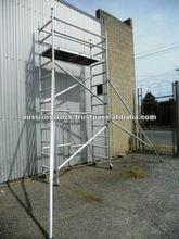 AR Scaffold System Mobile Tower Aluminium Scaffold