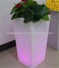 LED Flower Pot decorative furniture