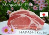 Tender meat Japanese pork Marguerite pork