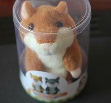 plush stuffed talking hamster talk back toys