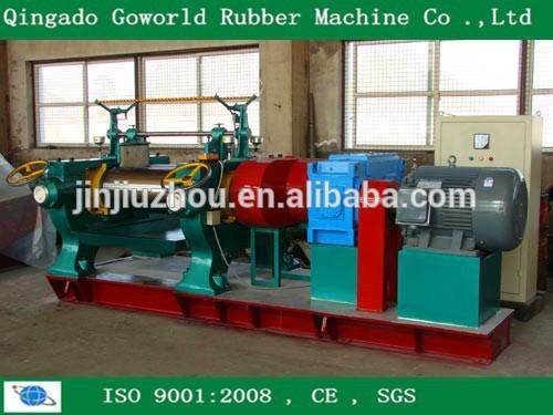 open mill rubber mixing machine / mixing machine