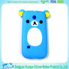 wholesale products animal shaped silicone mobile phone cover cases