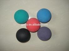 kid hollow rubber balls ,rubber handball