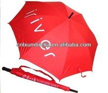 2013 Advertisng Umbrella Golf Umbrella With Pouch
