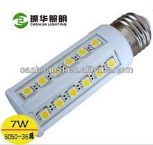 Good quality high bright corn led lamp base g24d/g24q/g23-2/gx23-2