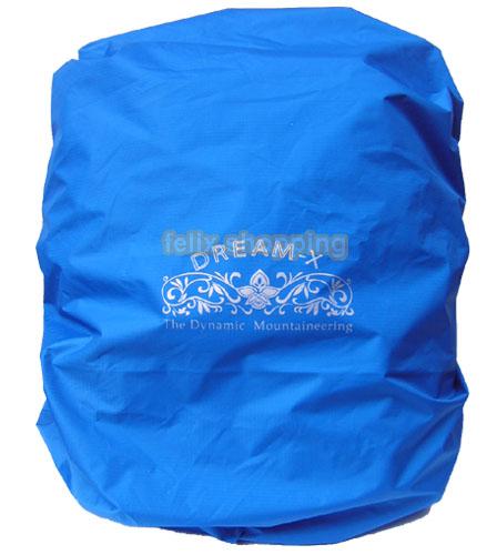 Cubierta para la lluvia mochila a prueba de agua de la hebilla del cabrito del ordenador portátil de la escuela mochila de viaje 6 color 4 tamaño