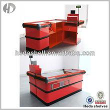 2014 new design shop counter,design shop counter