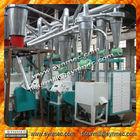 50T/24H Maize Flour Mill, Corn Grits Machine, maize grinding machine
