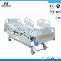 ICU hospital beds/3 functions electric hospital bed/nursing equipment