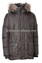 Long Russian Winter Coat