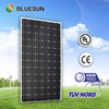 Bluesun cheap price mono 300w pv modules making 1 kw solar panel system