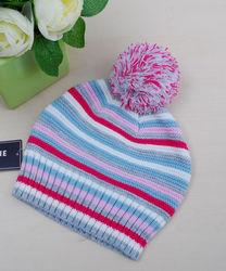 knitted fashion winter knitting patterns children hat