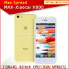 New Original Lenovo S890 Dual Core 5.0 inch QHD Screen 8.0Mp Camera Dual SIM Card 3G Wifi Bluetooth Android Smart phone