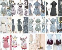 wholesale lot vintage retro fashion pop dress mix style dresses $3.80