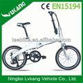 mariner 2013 deporte 36v 250w plegable bicicleta eléctrica