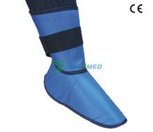 0.35 0.5mmPB lead x ray feet protection