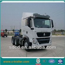 336hp 6x4 euro truck model used tractors for sale