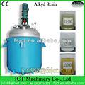 Alkyde/phénoliques/acrylique./insaturé,/urée- resin faisant la machine
