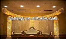 New Half moon Wedding Fiber-glass mandap/pagoda/pillars