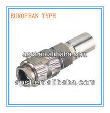 European Universal Type air Quick Coupling /plug