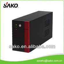 Off Mode 12V Battery UPS with AVR Funcion Wide Input Range and Automatic Recharge at Off Mode