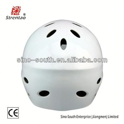 white light water helmet safety helmet