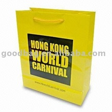 customized art paper bag,Shopping, Gift, Promotion