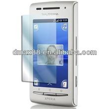 Screen protector for Sony ericsson x8 oem/odm (Anti-Glare)